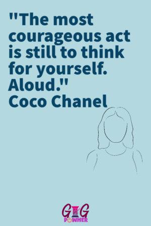 Carmandi favorite motivational quote
