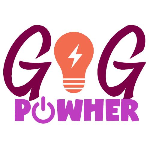 GIG PowHer Square Logo
