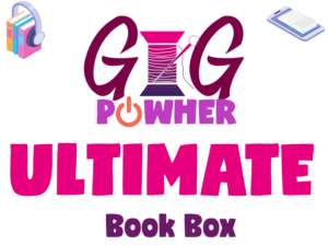 GiG PowHer Press Ultimate Book Box