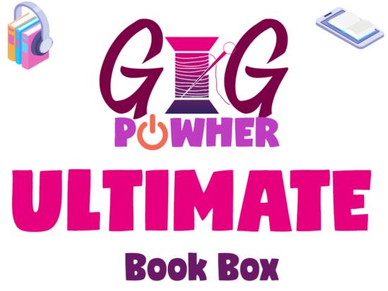 GiG PowHer Press Ultimate Book Box