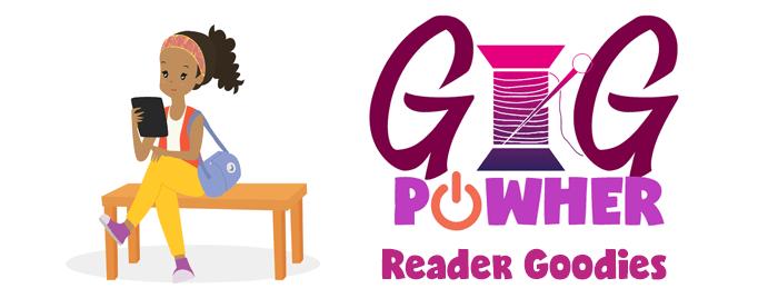 GiG PowHer Reader Goodies