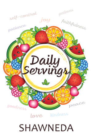 Daily Servings Devotional Front Cover