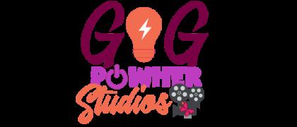 GIG PowHer Press Studio Logo