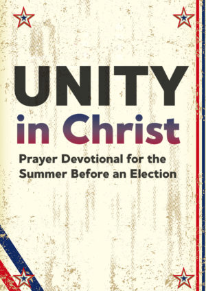 Unity in Christ Election Devotional front cover